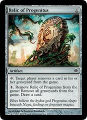 Relic of Progenitus - Foil on Channel Fireball