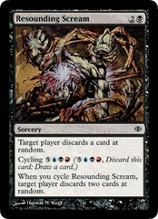 Resounding Scream - Foil