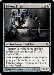 Salvage Titan - Foil