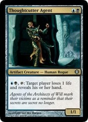 Thoughtcutter Agent - Foil