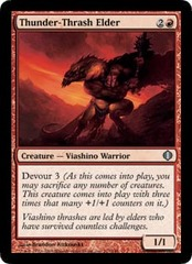 Thunder-Thrash Elder - Foil