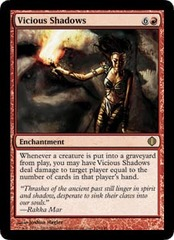 Vicious Shadows - Foil