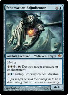 Ethersworn Adjudicator - Foil