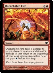 Quenchable Fire - Foil