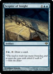 Scepter of Insight - Foil