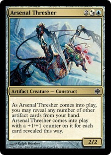 Arsenal Thresher - Foil