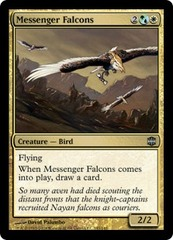 Messenger Falcons - Foil