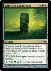 Wildfield Borderpost - Foil