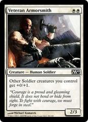 Veteran Armorsmith - Foil