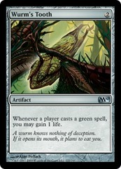 Wurm's Tooth - Foil