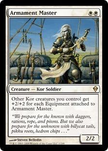 Armament Master - Foil