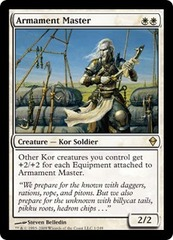 Armament Master - Foil on Channel Fireball