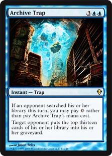 Archive Trap - Foil