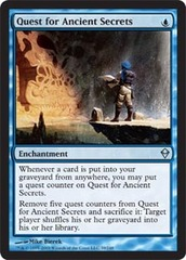 Quest for Ancient Secrets - Foil