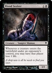 Blood Seeker - Foil on Channel Fireball