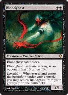 Bloodghast - Foil