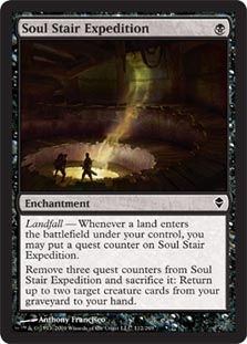 Soul Stair Expedition - Foil