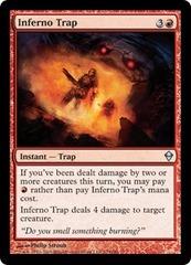 Inferno Trap - Foil