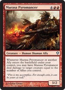 Murasa Pyromancer - Foil