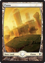 Plains (230) - Full Art - Foil