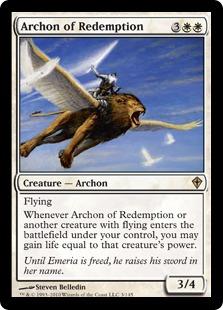 Archon of Redemption - Foil