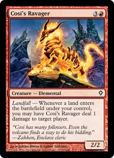 Cosi's Ravager - Foil
