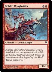 Goblin Roughrider - Foil