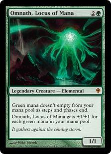 Omnath, Locus of Mana - Foil