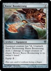 Razor Boomerang - Foil