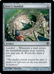 Seer's Sundial - Foil