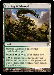 Stirring Wildwood - Foil