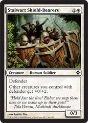 Stalwart Shield-Bearers - Foil