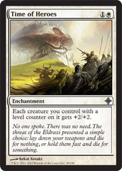 Time of Heroes - Foil