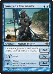Coralhelm Commander - Foil