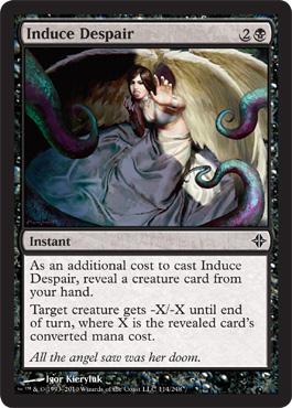 Induce Despair - Foil