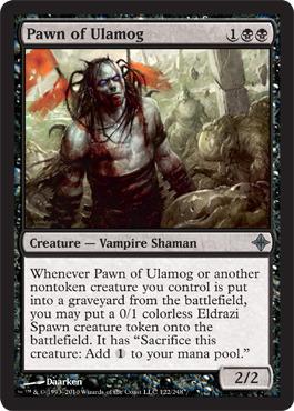 Pawn of Ulamog - Foil