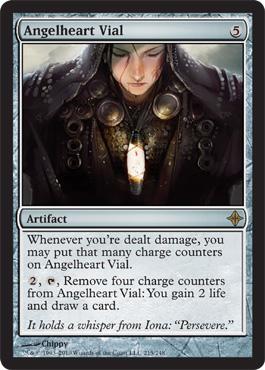 Angelheart Vial - Foil