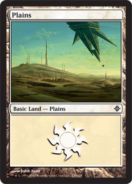 Plains (229) - Foil