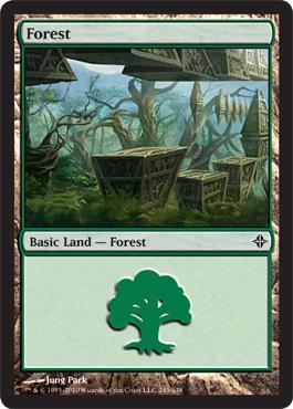 Forest (245) - Foil