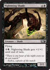 Nightwing Shade - Foil