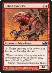 Goblin Tunneler - Foil