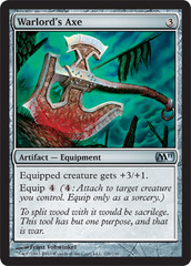Warlords Axe - Foil