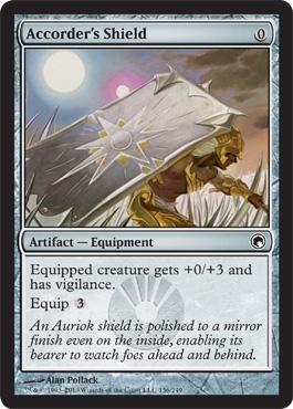 Accorders Shield - Foil