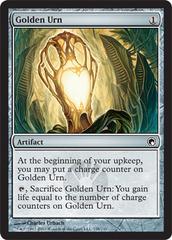 Golden Urn - Foil