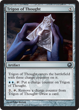 Trigon of Thought - Foil