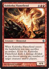 Kuldotha Flamefiend - Foil