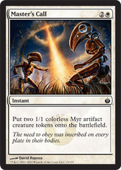 Master's Call - Foil