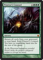 Praetor's Counsel - Foil