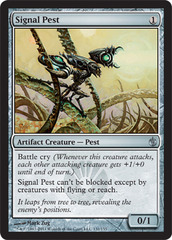 Signal Pest - Foil