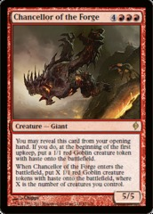 Chancellor of the Forge - Foil